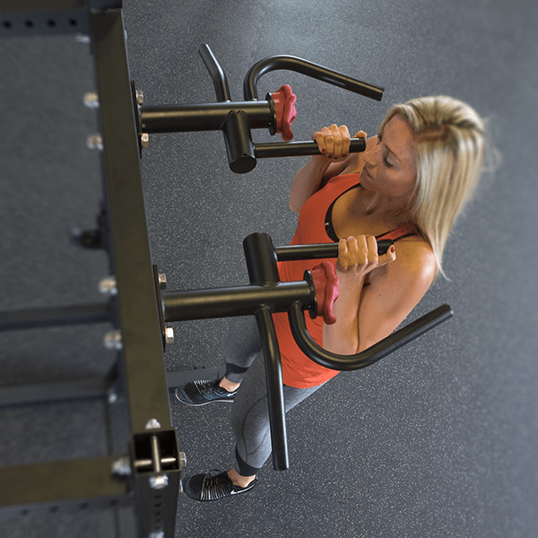 Body-Solid SR-MGC Multi-Grip Chin Up (2) Attachment