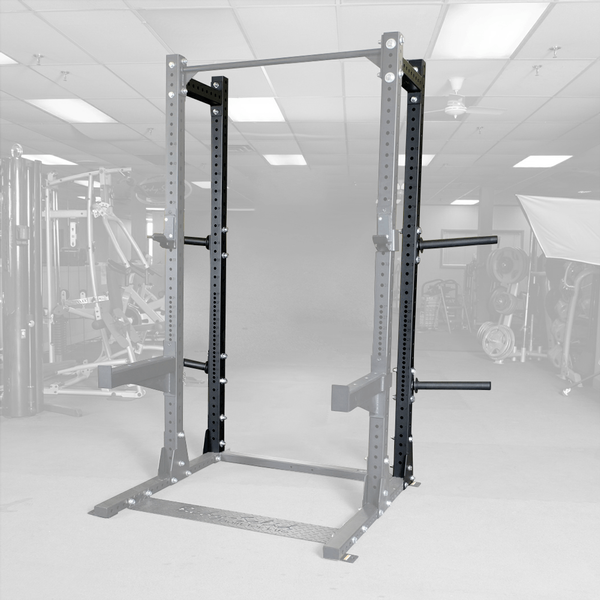 Body-Solid Commercial Extended Half Rack Package SPR500BACKP4