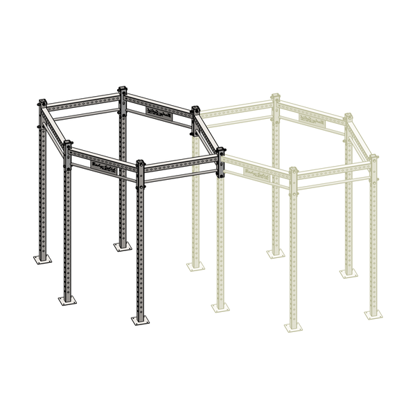 Body-Solid SR-HEXPROEXT Hexagon Pro Rig Extension
