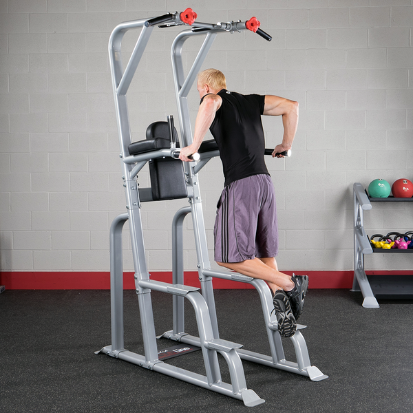 Body-Solid Pro Clubline Vertical Knee Raise