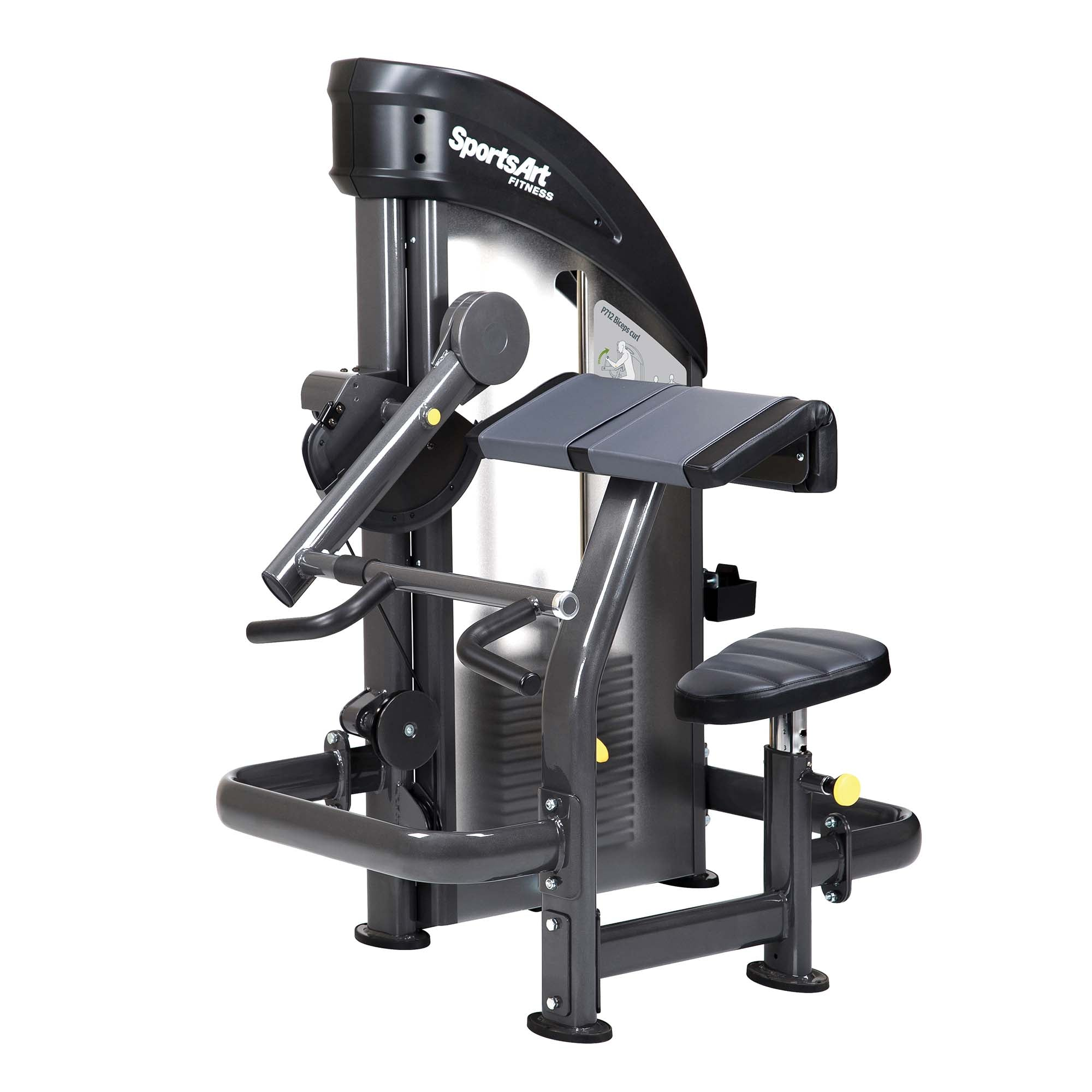 SportsArt P712 PERFORMANCE BICEPS CURL