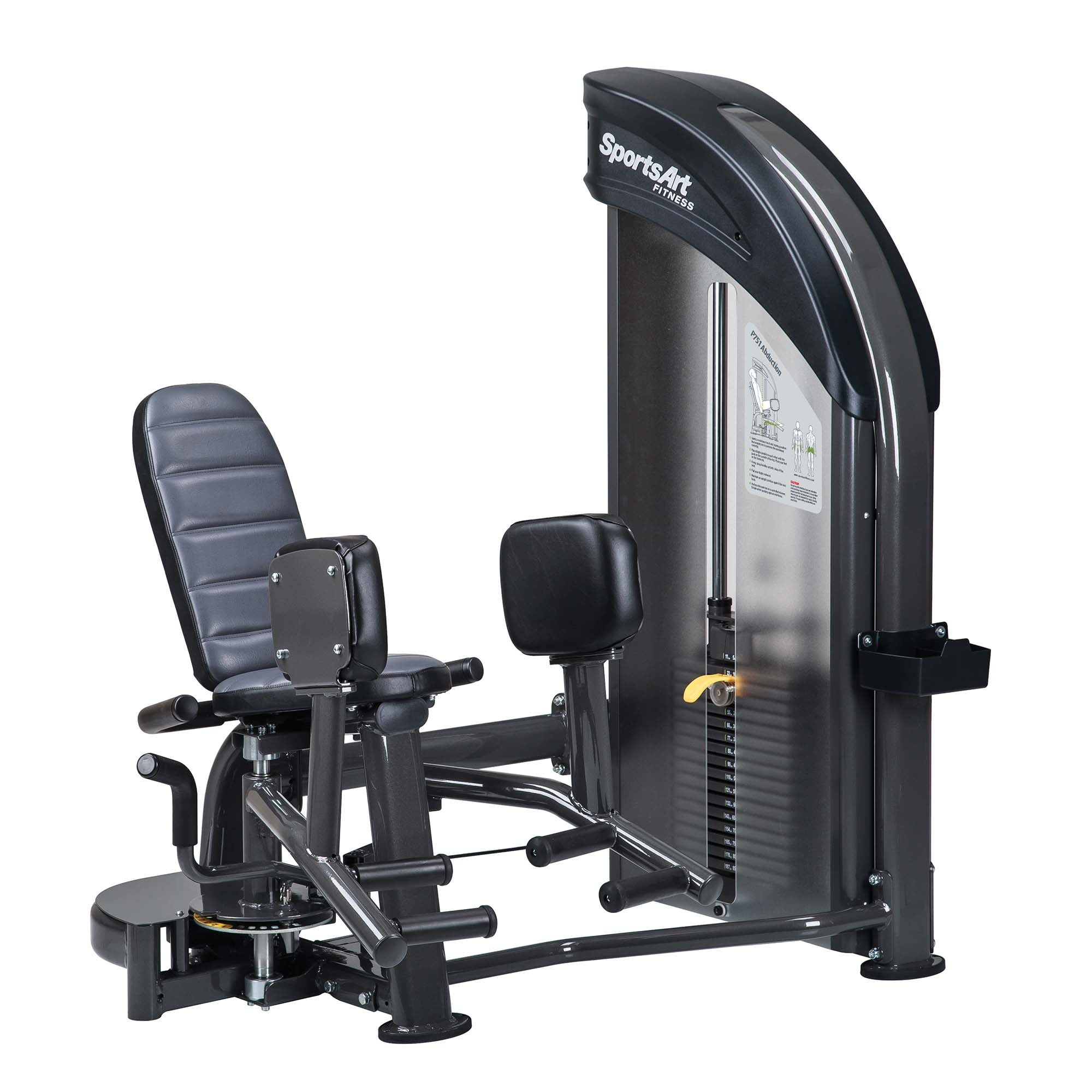 SportsArt P751 PERFORMANCE ABDUCTION Machine