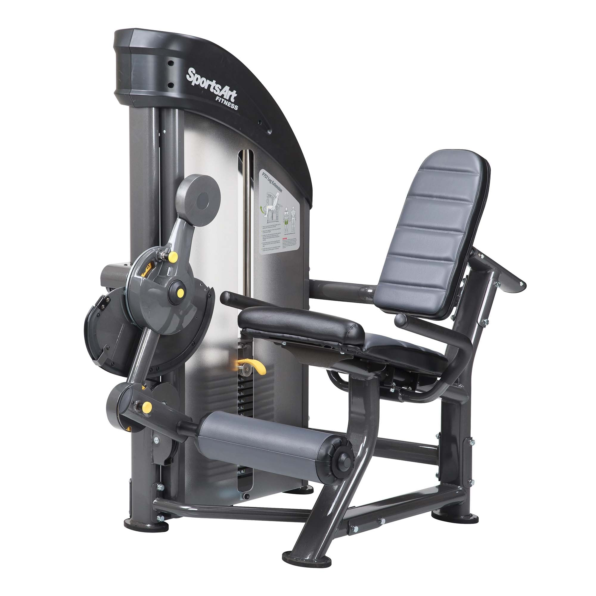 SportsArt P757 PERFORMANCE LEG EXTENSION Machine