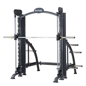 A983 PLATE LOADED SMITH MACHINE