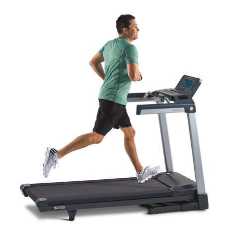 LifeSpan TR5500i Folding Treadmill