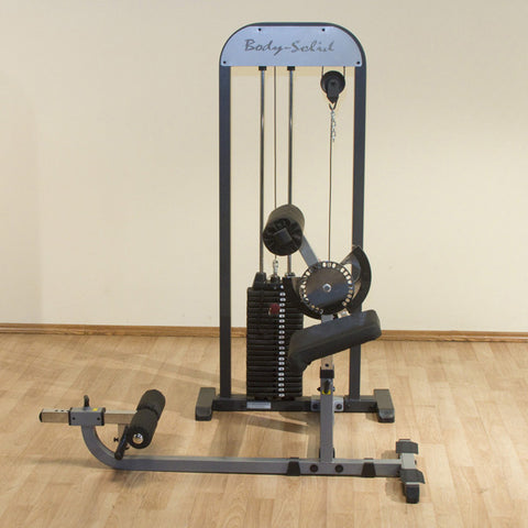 Body-Solid Pro-Select Ab and Back GCAB-STK-3