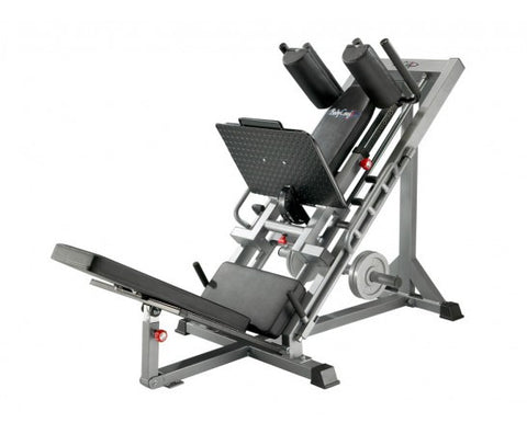 BodyCraft F660 Hack Squat Leg Press