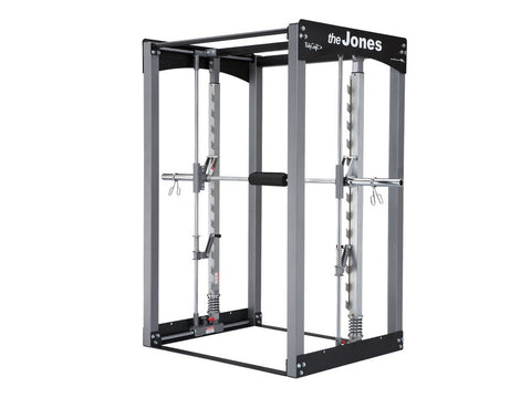 Jones Club w/JB7ABB Active Balance Bar