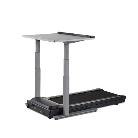 "LifeSpan TR5000-DT7S 38""and 48"" Gray Treadmill Desk"