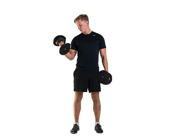 MX55 5-55 lbs Adjustable Dumbbells with Stand