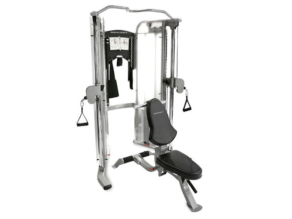 PFT Functional Trainer, Stacks, Accessories/Workout Guide