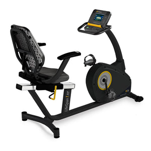 R3i LifeSpan Recumbent Bike