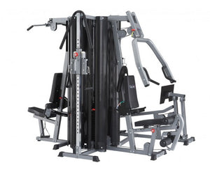 Body Craft X4 - 4x200lb Wt Stacks, Cable Column & Leg Press