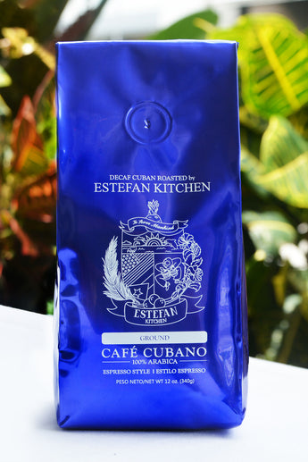 DECAF CUBAN ROASTED COFFEE