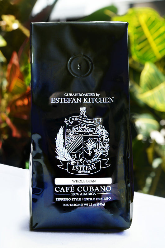 WHOLE BEAN CUBAN ROASTED COFFEE