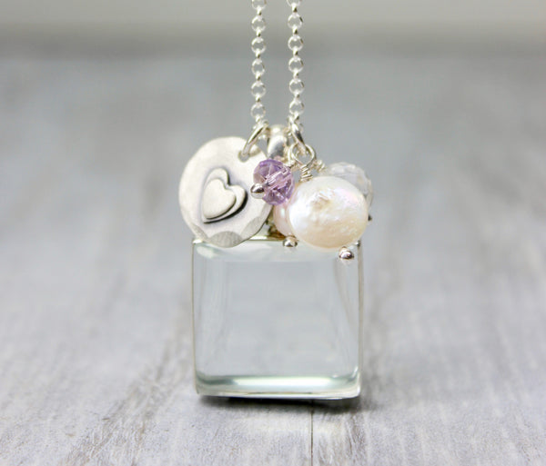 nutmegjewelrydesigns long necklace by lockets pin strand double locket