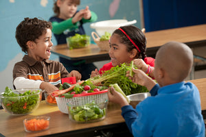 Helping Kids Try a Plant-Based Diet