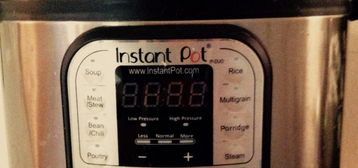 What The Heck Is An Instant Pot® and How Do I Use It?