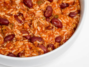 Creole Rice and Beans - Original Recipe