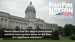 PPN Floor of Legislature Quote