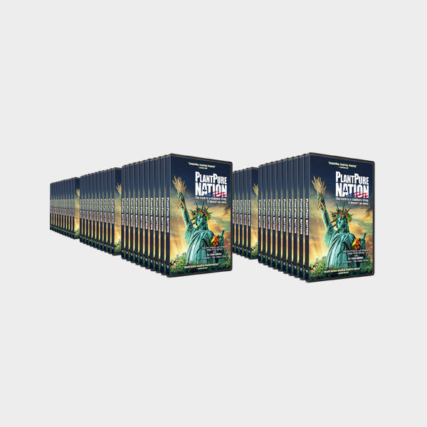 PlantPure Nation DVD (80 Pack)