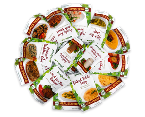 Complete Set of Meal Starters (14 packages)