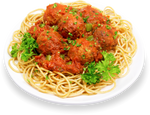 Load image into Gallery viewer, Spaghetti & Italian Veggie Balls