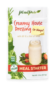 Creamy House Dressing