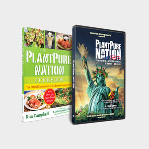 PlantPure Nation DVD & Cookbook