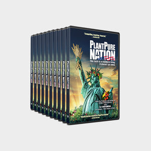 PlantPure Nation DVD (10-Pack)