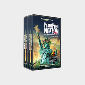 PlantPure Nation DVD (4-Pack)
