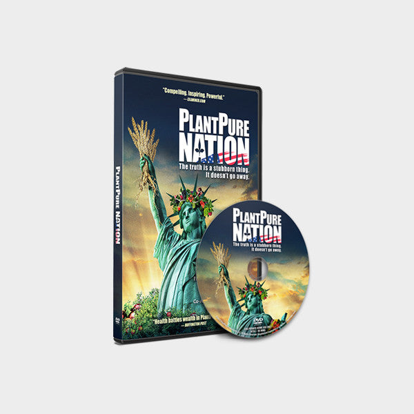 PlantPure Nation DVD