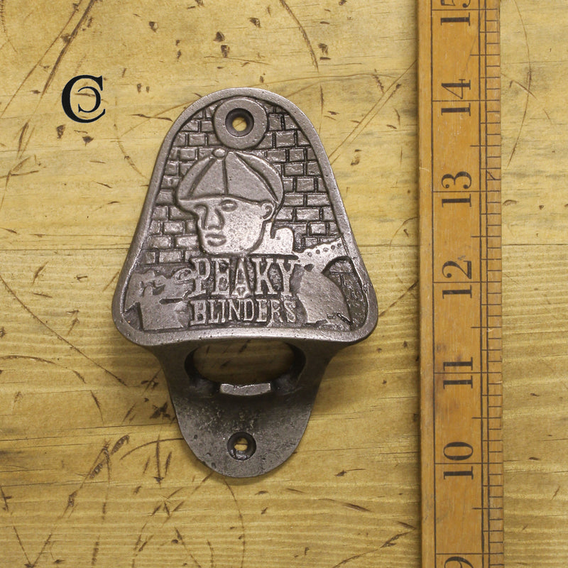 Peaky Blinders Cast Iron Bottle Opener