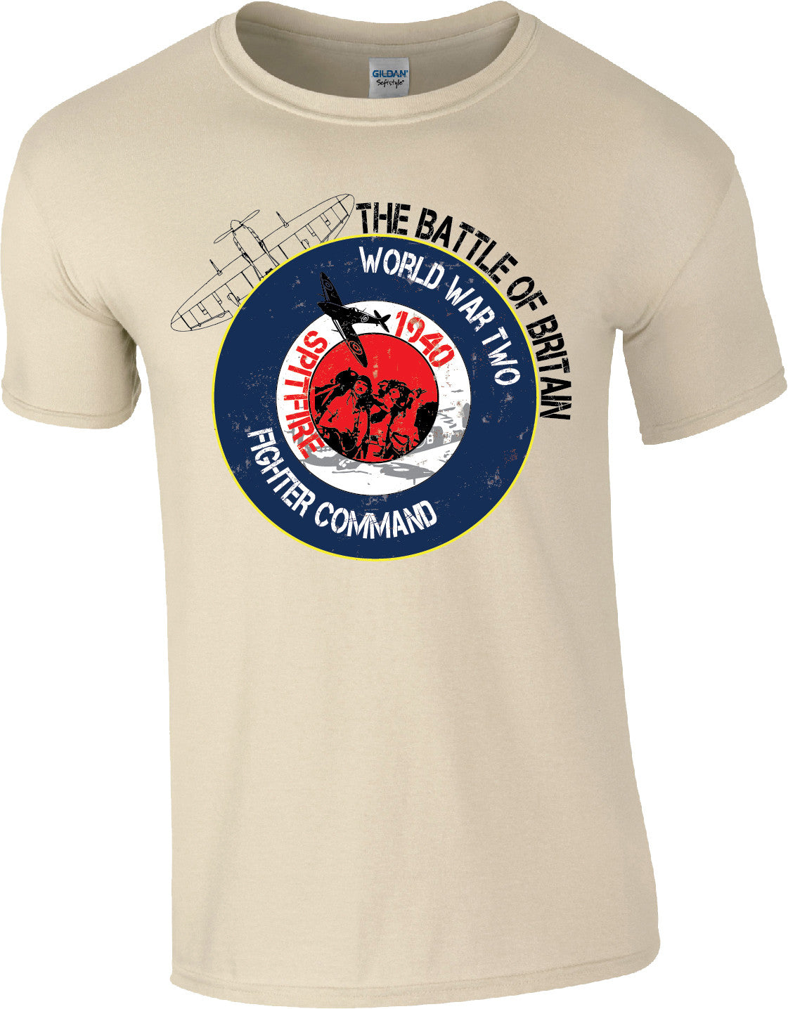 Battle Of Britain Ww2 T Shirt Got2haveone