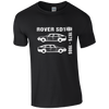 Rover SD1 T-Shirts