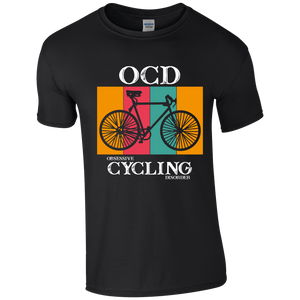OCD - Obsessive Cycling Disorder T-Shirt