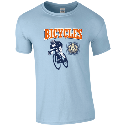 CY006 Bicycles Mountain Bike Club T-Shirt