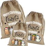 Crazy Cat Women, Santa Sack