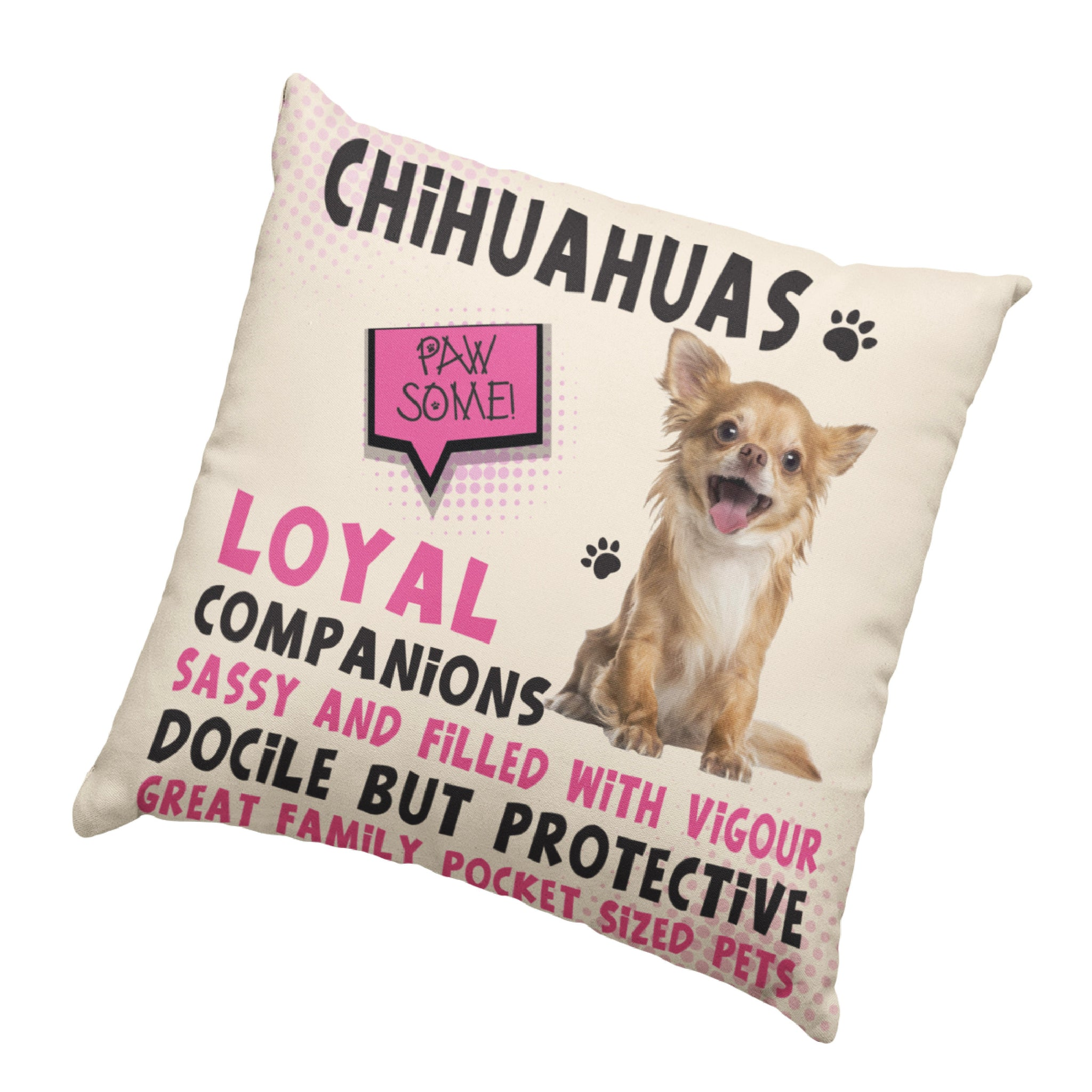 Chihuahuas Dog Cushion