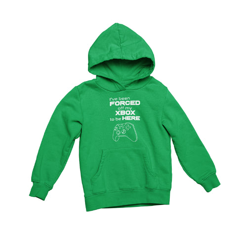 'I've Been Forced Off My Xbox To Be Here' Hoodie