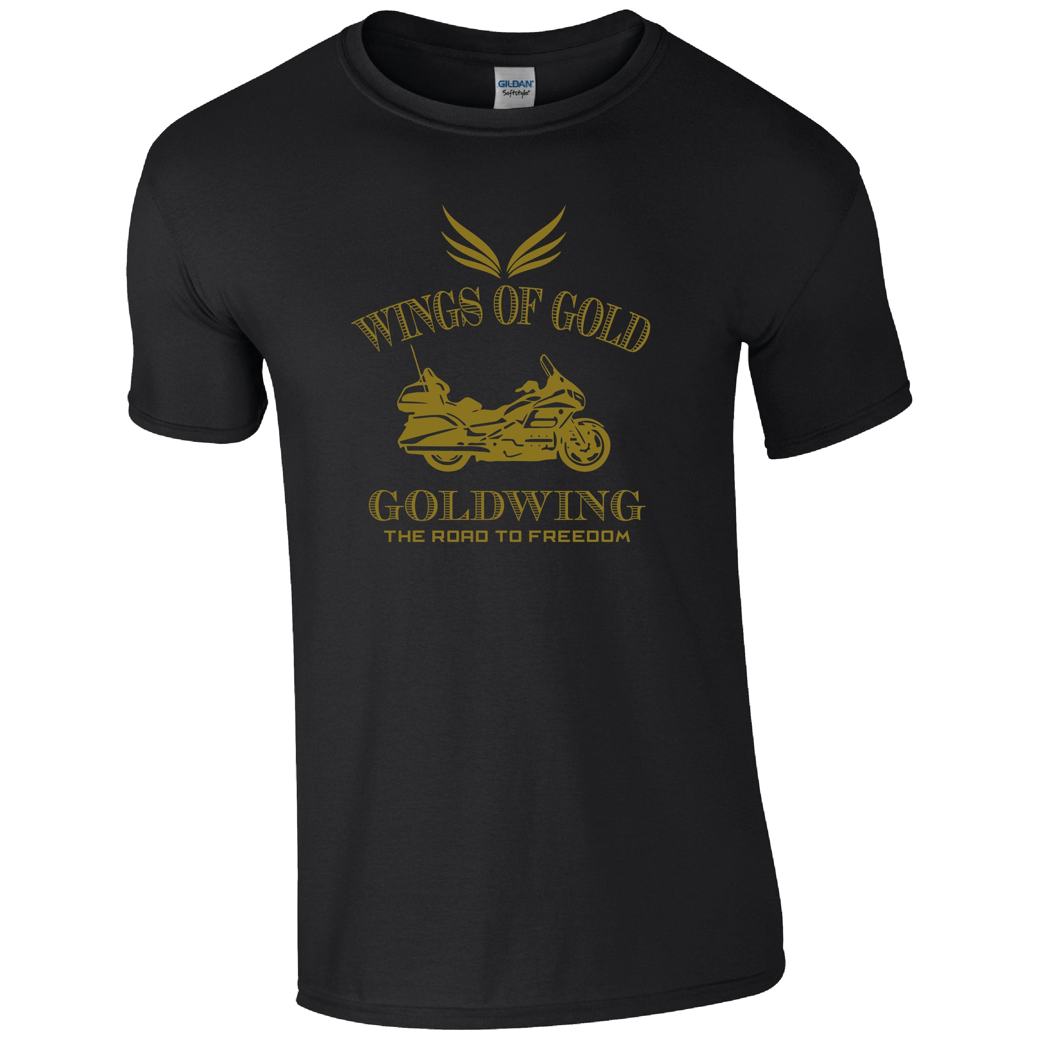 Wings of Gold, Goldwing T-Shirt