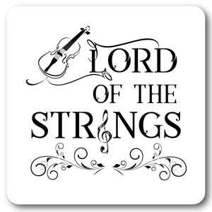 Lord of the Strings Wall Sign