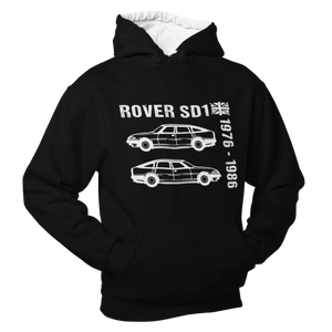 Rover SD1 Hoodies