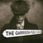The Garrison Public House Road Sign
