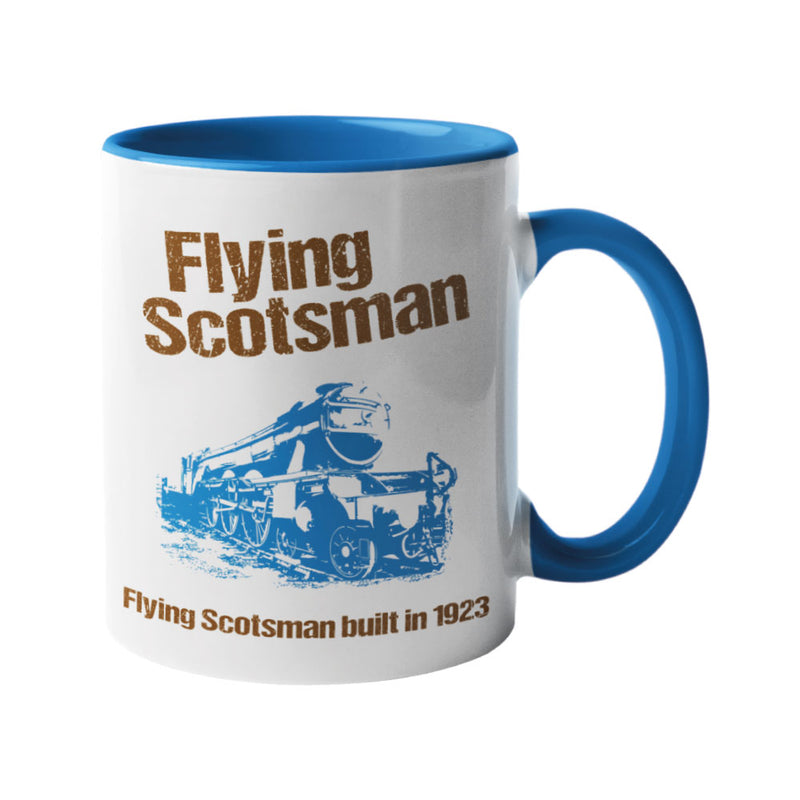 Flying Scotsman Mug