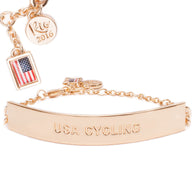 USA Cycling Bracelet