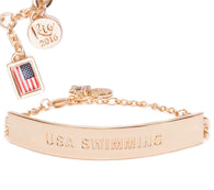 USA Swimming Bracelet