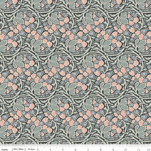Hesketh House - Dianthus Dreams Fabric - Trapunto
