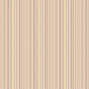 Great Plains - Geo Stripe Fabric - Trapunto