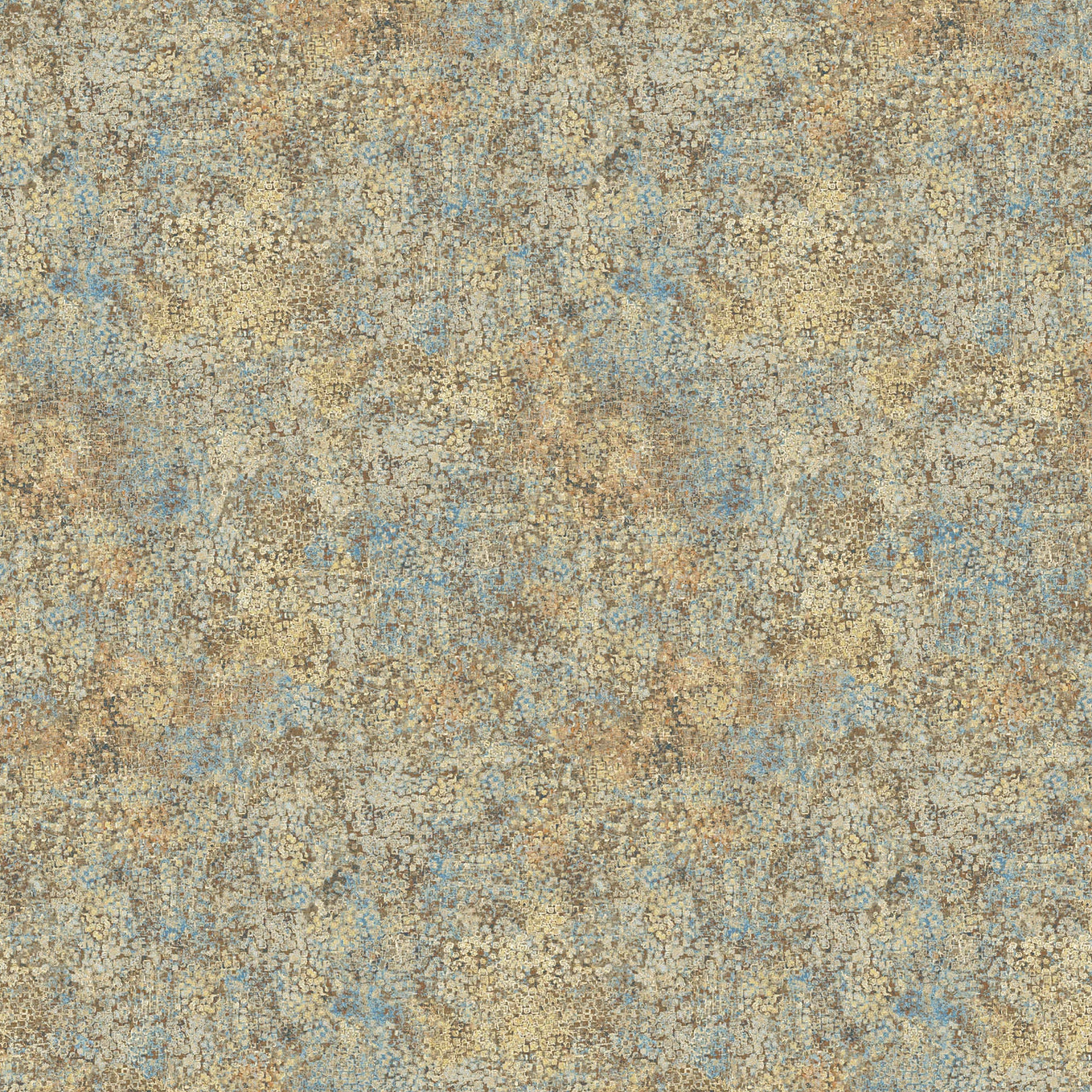 Harbour Reflections Fabric - Trapunto